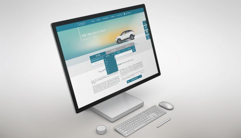 Nos réalisations de l agence web - Création de site Internet ... 1dbcceb8423d
